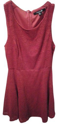 (99+) Forever 21 Dress 50% Off   Tradesy $12.50
