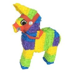 Pinata in 3rd grade... my 1st ever.