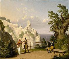 Eckersberg møns klint - Christoffer Wilhelm Eckersberg - Wikipedia, the free encyclopedia