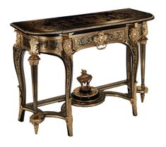Side table attributed to André-Charles Boulle, c.1715