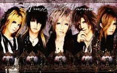 Matenrou Opera. One sickly talented Visual Kei band. Also Symphonic Vkei, forming my top 3 together with A and Versailles. If you don't know them go check them out! I especially love their songs 21mg and Anomie c: #visualkei #jrock
