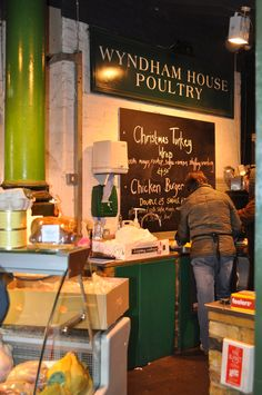 Bourough Market, a wonderful place of people, food, and simplicity