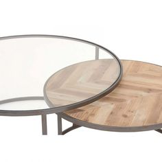Buy Uma Metal, Wood & Glass Coffe Table Set Of 2 44391 from National Furniture Supply at lowest price and great service. Round Coffee Table Sets, Coffe Table, Metal Bar, Wood Glass, Nesting Tables, Small Tables, Living Room Furniture, Table Settings, Contemporary
