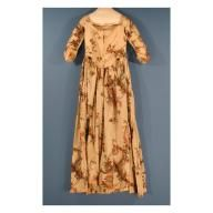 Dress.  Round Gown. About 1785 The Connecticut Historical Society 1956.45.65
