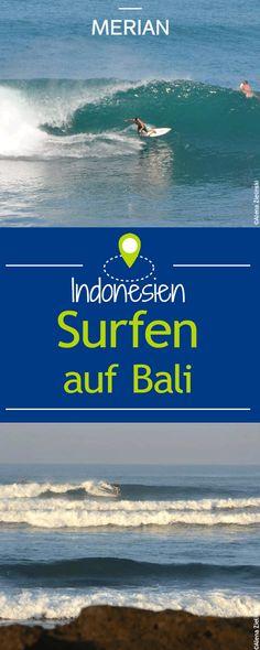Kaum ein Flecken Erde eignet sich besser für einen unvergesslichen Surfurlaub als Bali, Die Insel der Götter: unberührte Natur, tobendes Leben - und perfekte Wellen. Wir geben euch Tipps für gute Surfspots.
