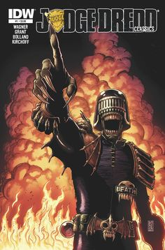 Judge Dredd Classics: Judge Death