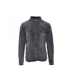 VINTAGE BLACK SHIRT Vintage Black, Denim, Jackets, Shirts, Clothes, Fashion, Down Jackets, Outfits, Moda