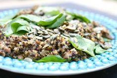 Linsotto med quinoa och linser - Portionen Under Tian