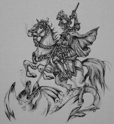 desenhos para tattoo religiosos - Pesquisa Google