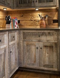 The Relished Roost: Much Ado About Barn Wood!