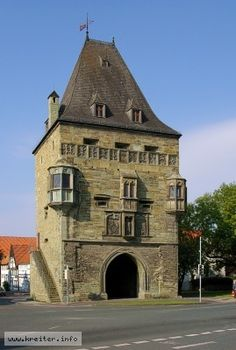 Soest, Osthofengate