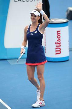 Agnieszka Radwanska - 2015 Australian Open in Melbourne