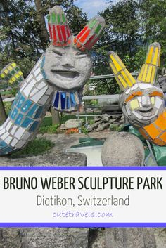 Bruno Weber Sculpture Park, Switzerland