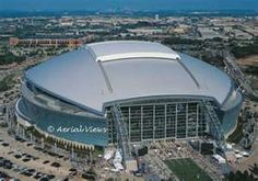 Dallas Cowboys Stadium we come in contact with thousands upon thousands of NFL fans every game!