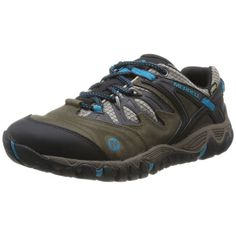 Merrell-All-Out-Blaze-GTX-Mens-Walking-Shoes-Boulder-Algiers-Blue