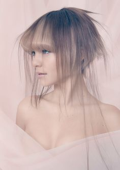 Sex appeal of the softness Hair / Kenji Matsushita(CELL) Direction & Photo / Munenari Maegawa Make-up / Makoto.M(C-LOVe)