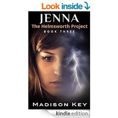 Amazon.com: JENNA: Coming of Age Science Fiction Series (The Helmsworth Project Book 3) eBook: Madison Key: Kindle Store
