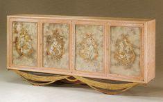 French Art Deco: Sideboard by Eugene Printz.