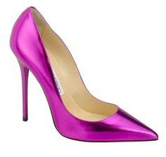 Collezione scarpe Jimmy Choo Primavera Estate 2013 - Dècolletès magenta