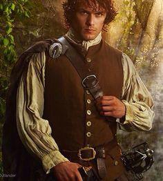 Jamie Fraser ~ Outlander