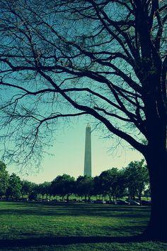 Washington Monument - Washington, DC.