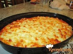 Makarone sa piletinom i pavlakom Bosnian Recipes, Croatian Recipes, Brunch Recipes, Cake Recipes, Dessert Recipes, Desserts, My Favorite Food, Favorite Recipes, Chicken Recepies