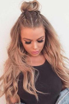Top 60 All the Rage Looks with Long Box Braids - Hairstyles Trends French Braid Hairstyles, Easy Hairstyles For Long Hair, Box Braids Hairstyles, Hairstyles For Round Faces, Loose Hairstyles, Pretty Hairstyles, Hairstyles For Women, Wedding Hairstyles, Hairstyle Hacks