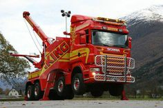 SCANIA - VIKING