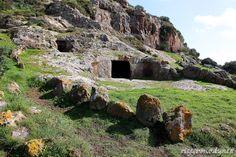 villaperuccio, domus de janas montessu