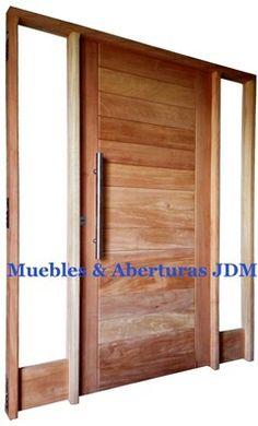 Puerta exterior madera machihembrada puerta de acceso - Madera machihembrada exterior ...
