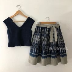 African Print Skirt, African Dress, Girly Outfits, Pretty Outfits, Dress Outfits, Casual Dresses, Fashion Dresses, Thai Fashion, Baby Dress Design