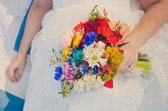 Hochzeit planen 2014 - farbenfrohe Top Trends für Sie