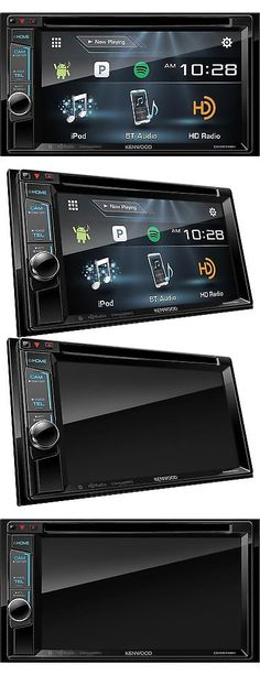 Video In-Dash Units w o GPS: Kenwood Ddx574bh Dvd/Cd Player Android Iphone App Hd Radio Bluetooth Siriusxm BUY IT NOW ONLY: $246.86