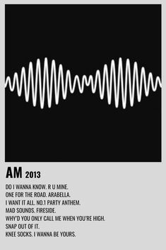 Arctic Monkeys, Minimalist Music, Minimalist Poster, Band Posters, Cool Posters, Music Covers, Album Covers, Poster Wall, Poster Prints
