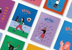 postcard | 브라보 마이 라이프!