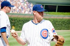 April 18, 1998.  Kerry Wood makes his major league debut  against the Los Angeles Dodgers. The Cubs defeat the Dodgers 8-1 at Wrigley Field. Wood throws 5 shutout innings.