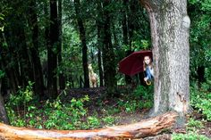 Ida in the woods. www.comeoutofthewoods.com