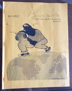 SWELLSVILLE zine 1990 DIY Seattle Punk Fanzine / Galaxie 500, Boredoms, Jandek | eBay