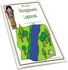 Who Was Sacagawea Lapbook - Enchanted Homeschooling Mom 4th Grade Social Studies, Teaching Social Studies, American Heritage Girls, American History, Study Board, History Activities, Study History, Lewis And Clark, Sacajawea Costume