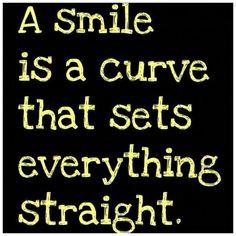 Keep smiling everyone ! :)