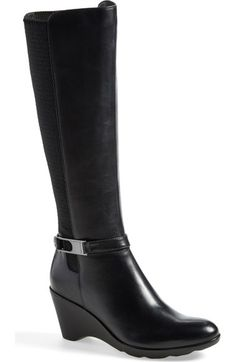 Blondo 'Laina' Waterproof Boot (Women) (Nordstrom Exclusive) available at #Nordstrom