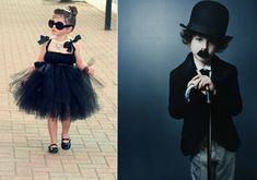Disfraces chic para niños - Disfraces caseros y tiendas - Fiestas de cumple para niños - Charhadas.com