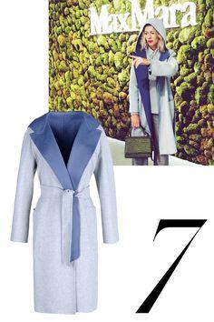 @jxxsy Max Mara coat, $3,535, shopBAZAAR.com.   - HarpersBAZAAR.com