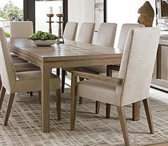 New Shadow Play Concorder 7 Piece Dining Set. Kitchen Dinings Room Furniture from top store Solid Wood Table Tops, Solid Wood Dining Set, 3 Piece Dining Set, Small Dining, Dining Room Sets, Dining Room Furniture, Dining Table, Breakfast Nook Dining Set, Lexington Home