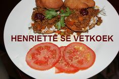 VETKOEK Beef, Chicken, Baking, Meat, Bakken, Backen, Sweets, Steak, Cubs