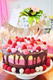 Mutsi ja Murupullat : Tee se itse-RISTIÄISKAKKU! Oven, Birthday Cake, Sweets, Baking, Desserts, Food, Tailgate Desserts, Deserts, Gummi Candy