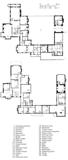 Elysee palace situated to the north of the east end of for Ron lee homes floor plans