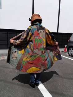 8a73fbdbf5e5 I made a coat for old antique cloth of Japan. Provides a collection of  Japans