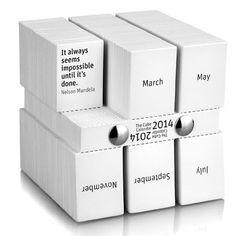 Order the Cube Calendar - The Cube Calendar