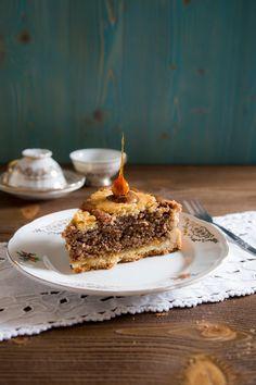 Coccole di dolcezza: Crostata con frangipane al gianduia